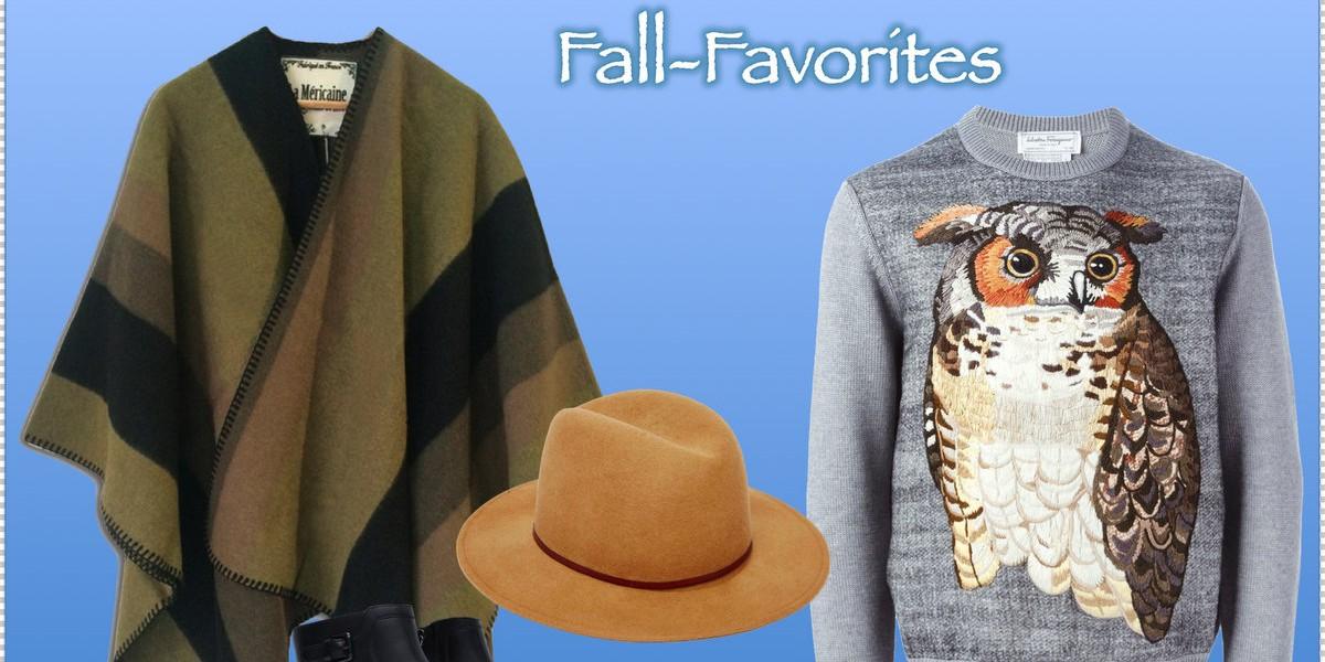 Fall Favs 2