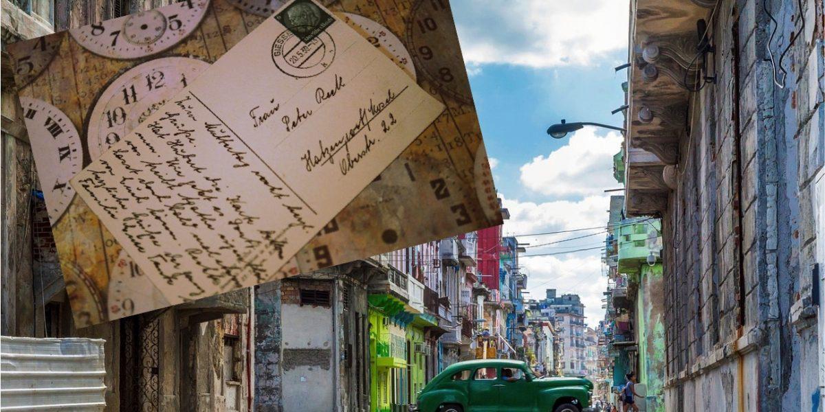 Postkarte Kuba