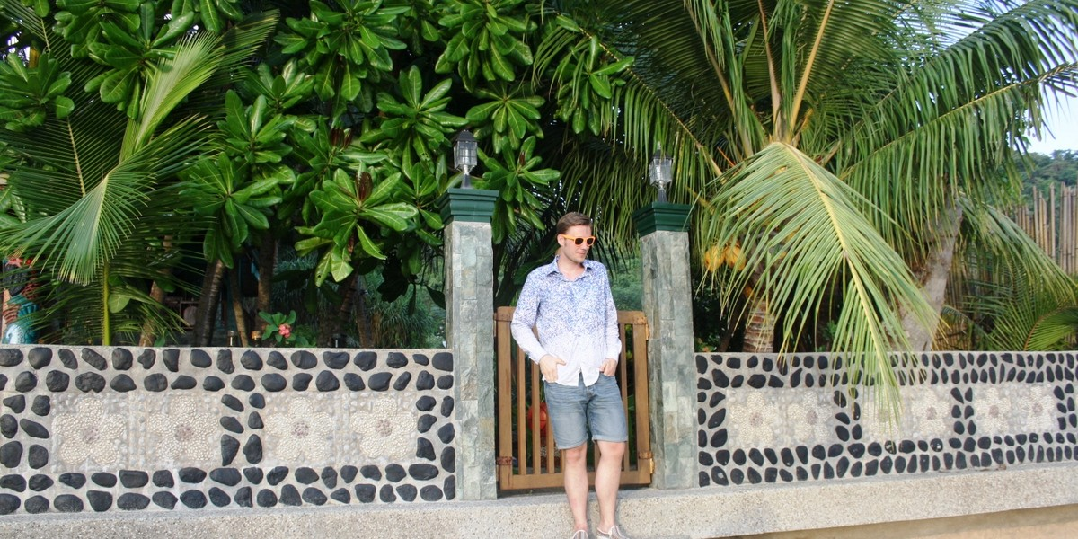Coconut Garden 4-001