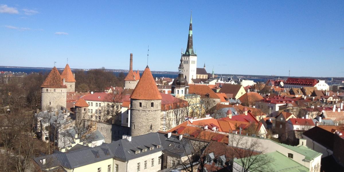 Travel Diary Tallinn 1